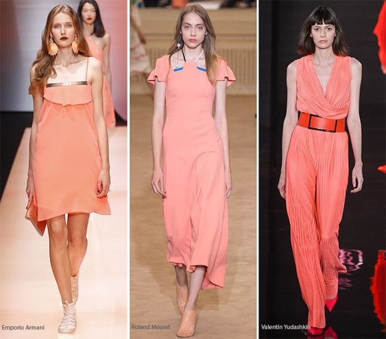 Catwalk_Living_coral_Emporio_Armani_moda_About_beauty