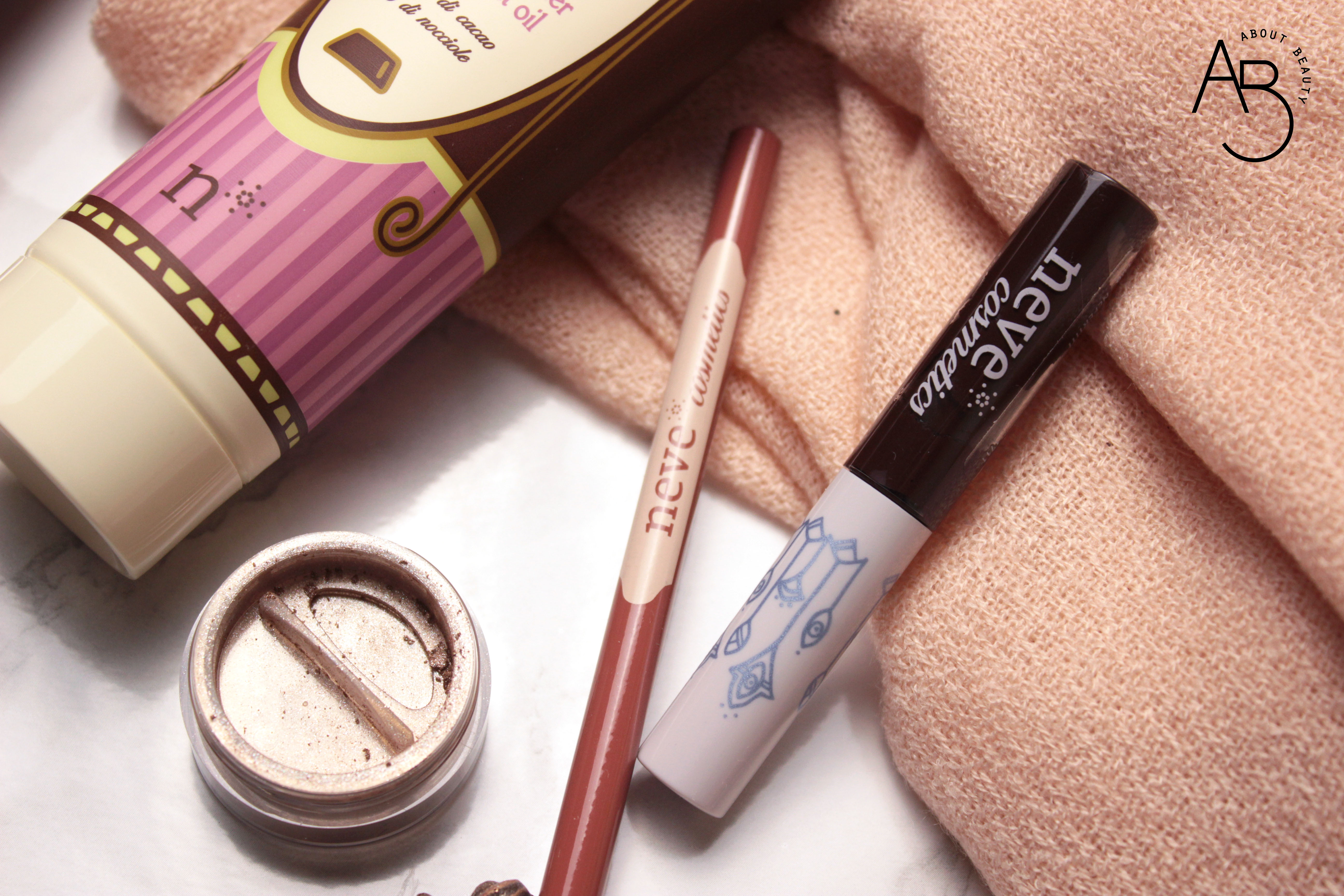 Doccia gianduiosa Neve Cosmetics - Review, recensione, info, prezzo, dove acquistare - Chocolate Valentine Promo - Inkme eyeliner