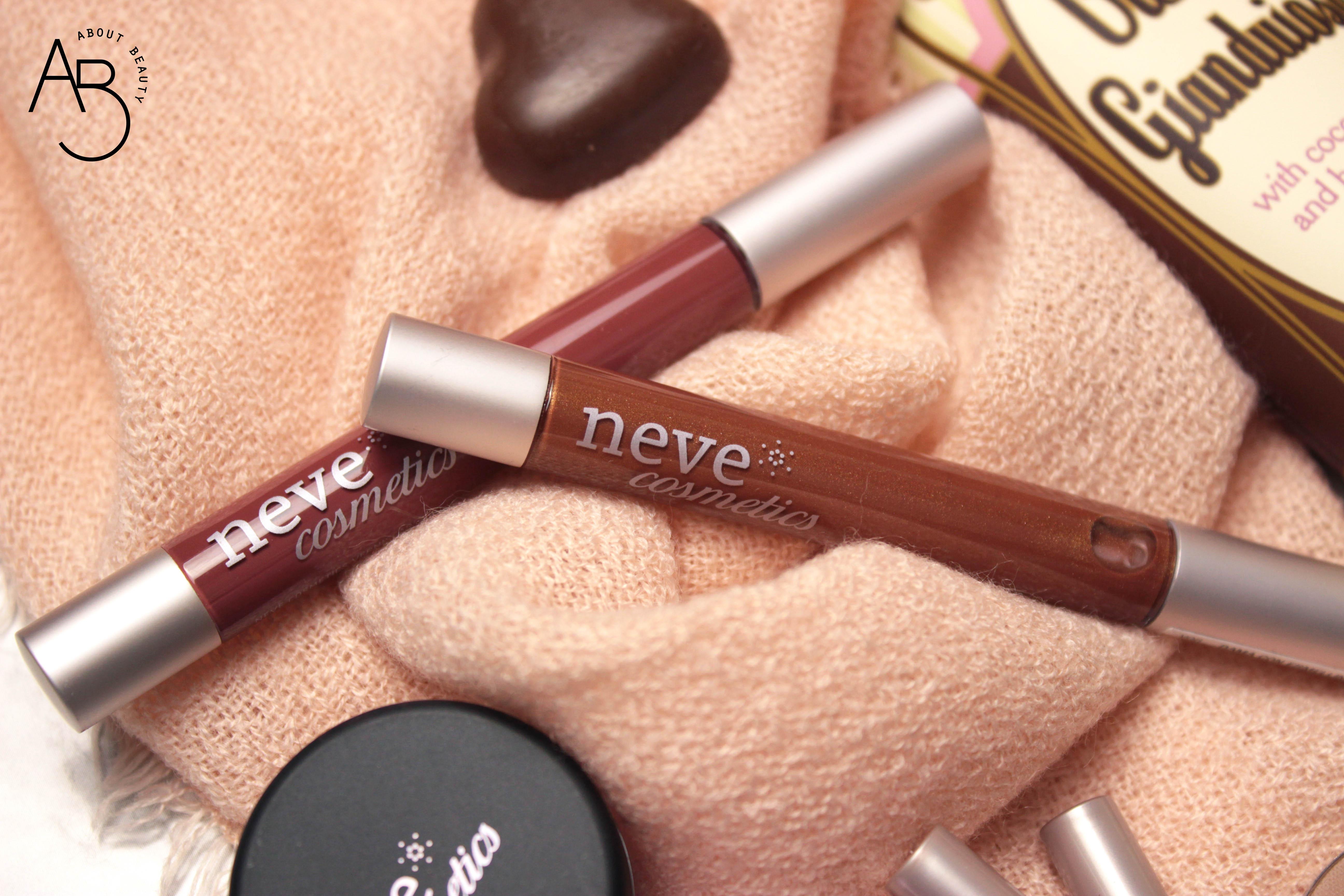 Doccia gianduiosa Neve Cosmetics - Review, recensione, info, prezzo, dove acquistare - Chocolate Valentine Promo - Vernissage