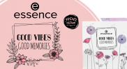 Essence Good Vibes Good Memories, nuova edizione limitata primavera-estate 2019