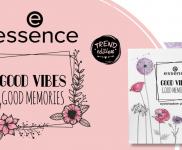 Essence Good Vibes Good Memories, nuova edizione limitata primavera-estate 2019