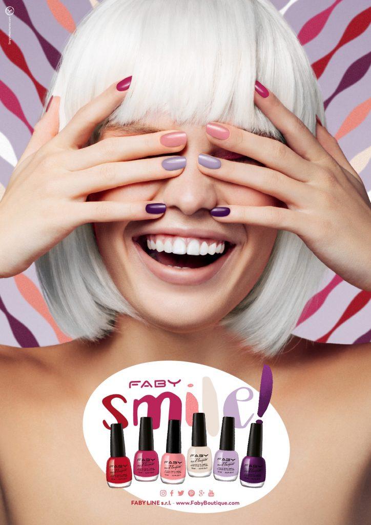 Faby Smile Collezione Smalti Primavera Estate 2019 - Review, recensione, opinioni, info, prezzo, dove acquistare, colori