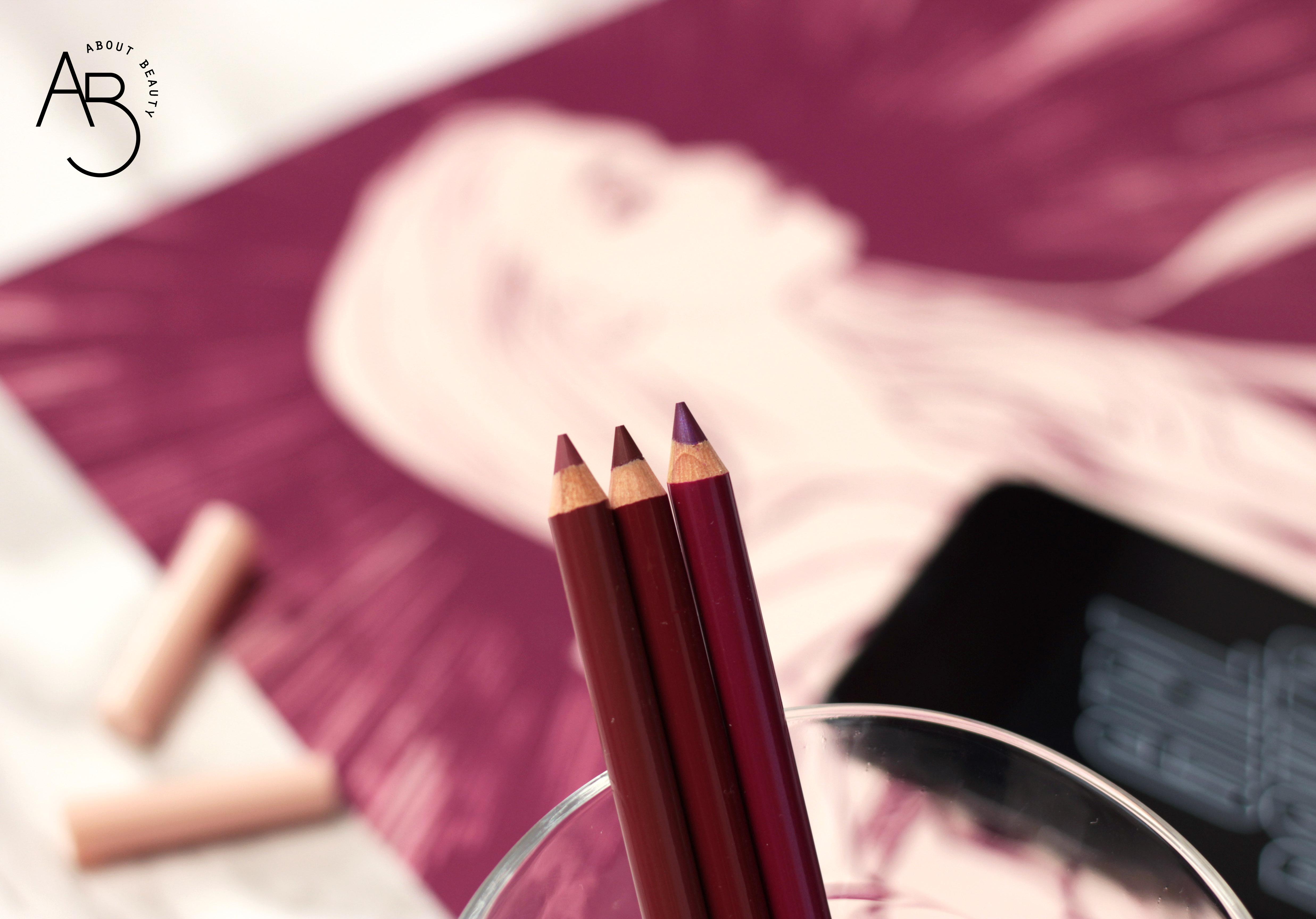 Neve Cosmetics Superheroine Collection - Matite pastello labbra lipliner - Info, review, recensione, prezzo, swatch, dove acquistare - Detail 2