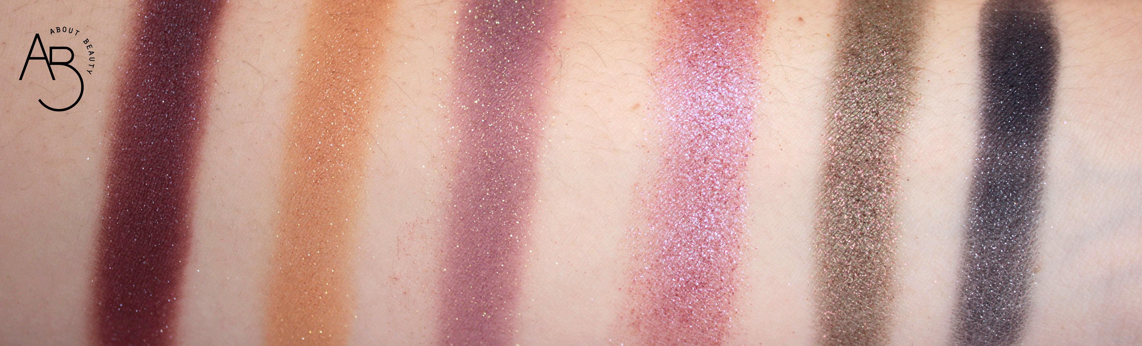 Neve Cosmetics Sparkling '67 - Info review recensione prezzo sconto swatch - Ombretti swatches