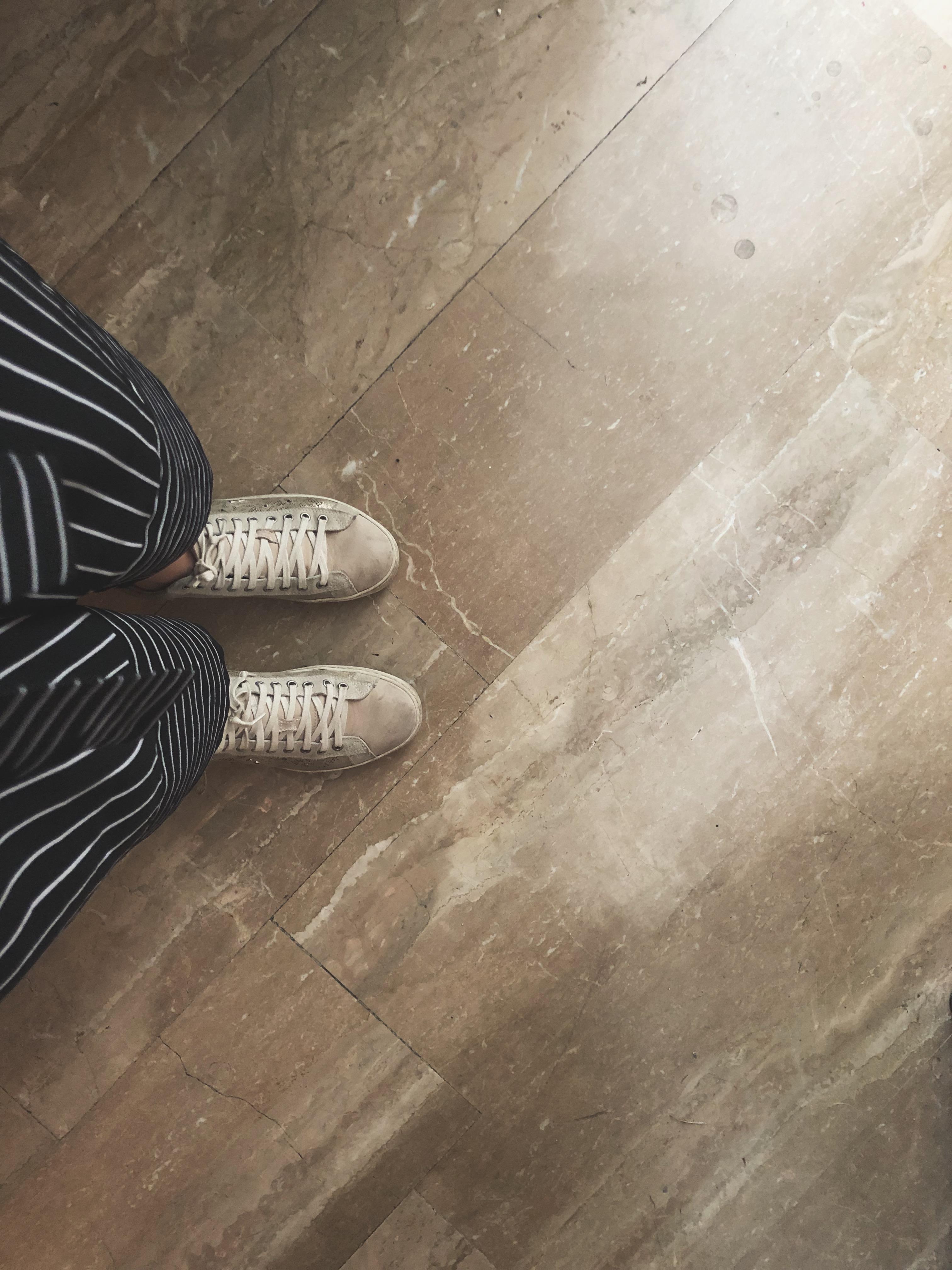About Home - Inside ABHome: com'è ora e come sarà la nostra casa | Pavimenti marmo | About Beauty