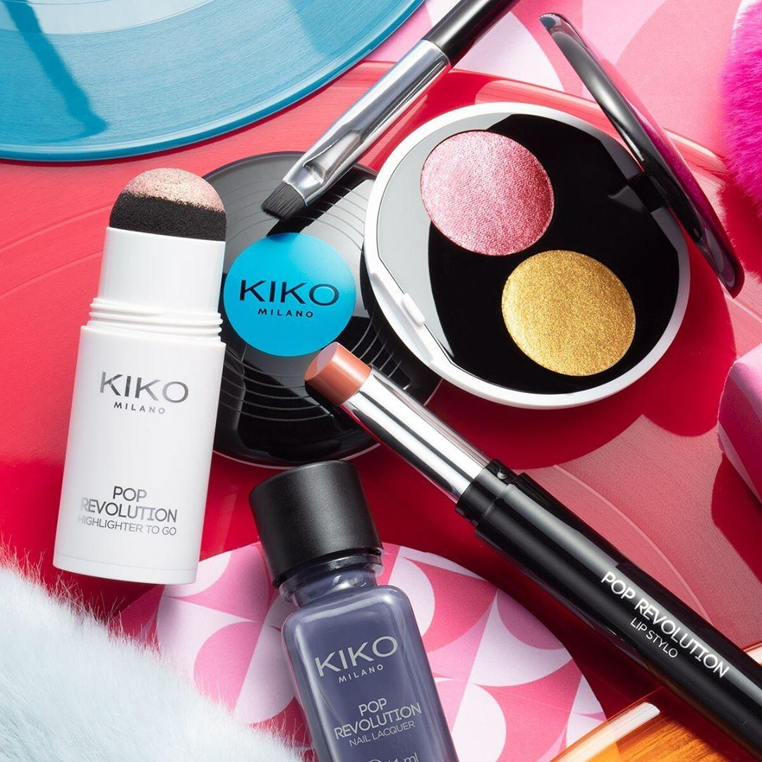 Kiko Pop Revolution - info review recensione prezzo swatch opinioni - About Beauty