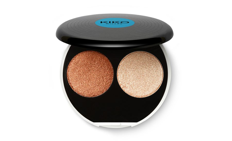 Kiko Pop Revolution - info review recensione prezzo swatch opinioni - Eyeshadow palette 01