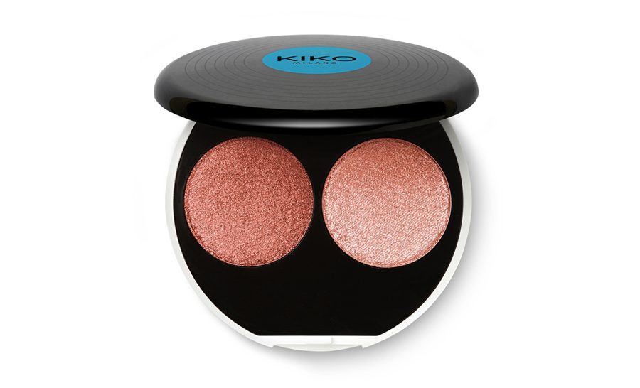 Kiko Pop Revolution - info review recensione prezzo swatch opinioni - Eyeshadow palette 02