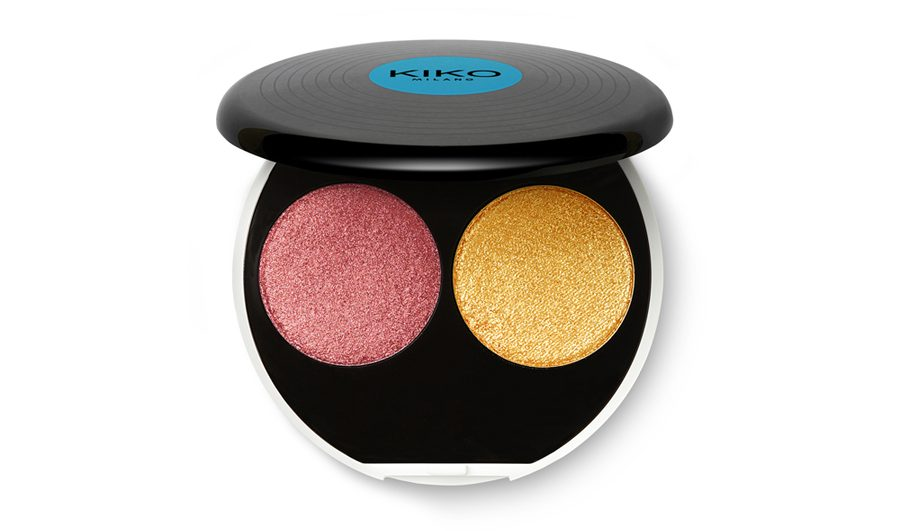 Kiko Pop Revolution - info review recensione prezzo swatch opinioni - Eyeshadow palette 03