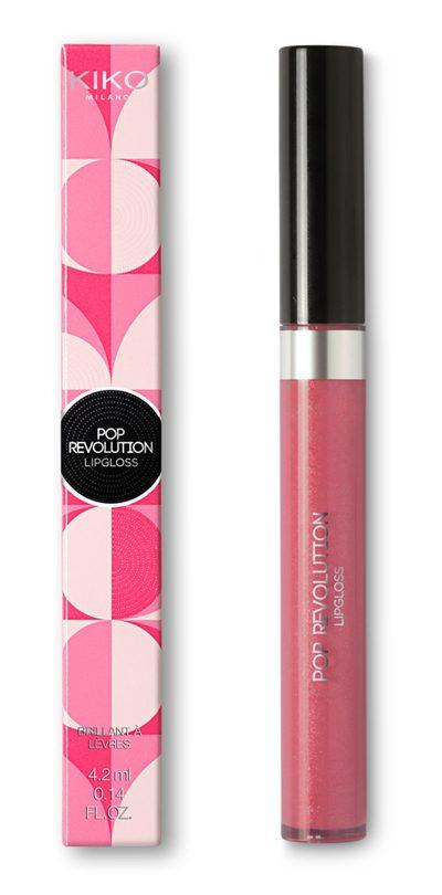 Kiko Pop Revolution - info review recensione prezzo swatch opinioni - Lipgloss