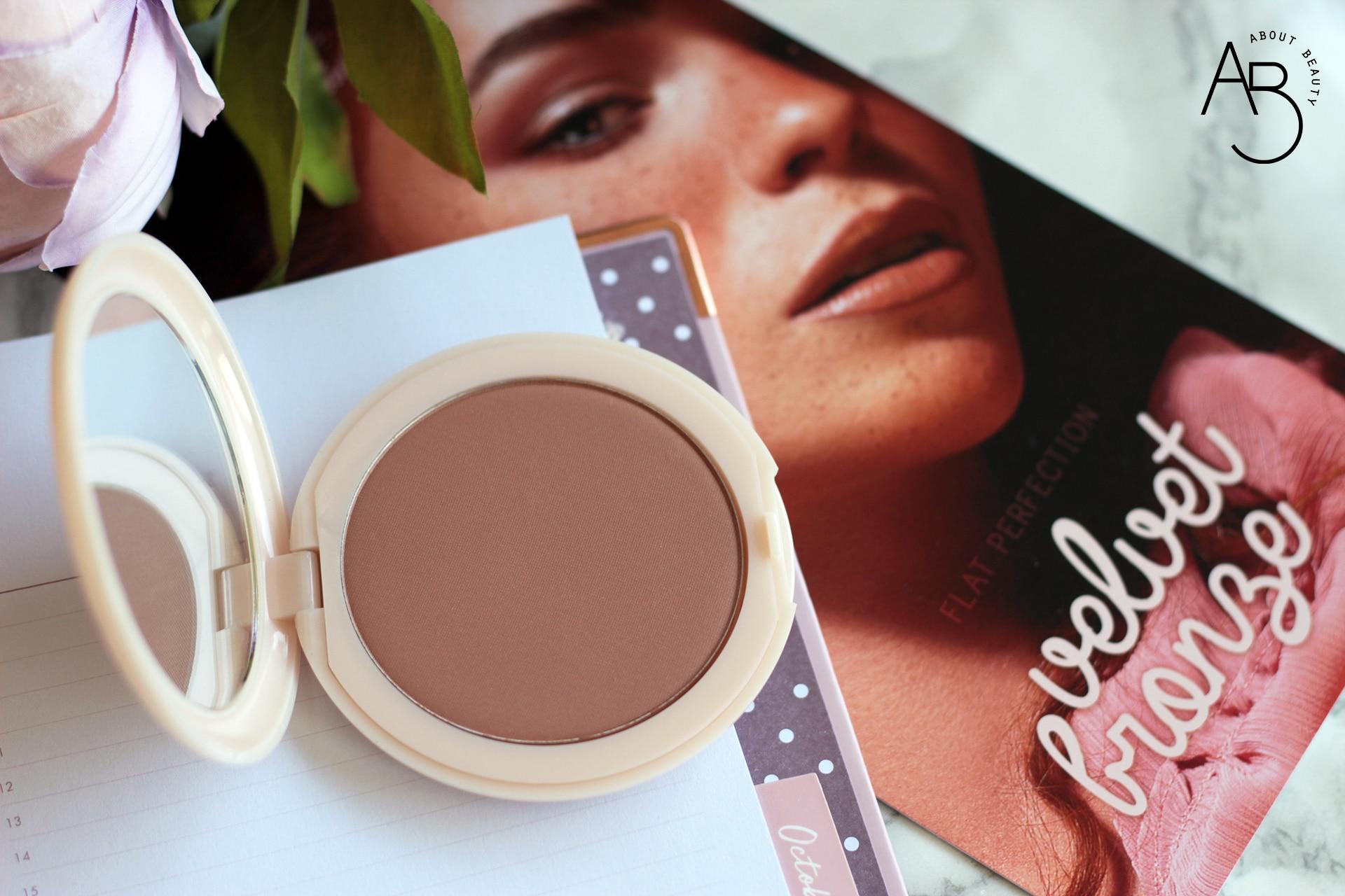 Velvet Bronze Neve Cosmetics Cipria Bronzer - Info review recensione opinioni prezzo dove acquistare sconto - About Beauty