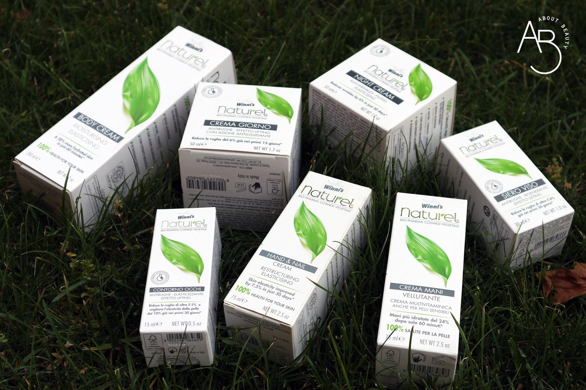 Winnis Cosmetici - Info recensione review opinioni prezzo dove acquistare inci - Packaging