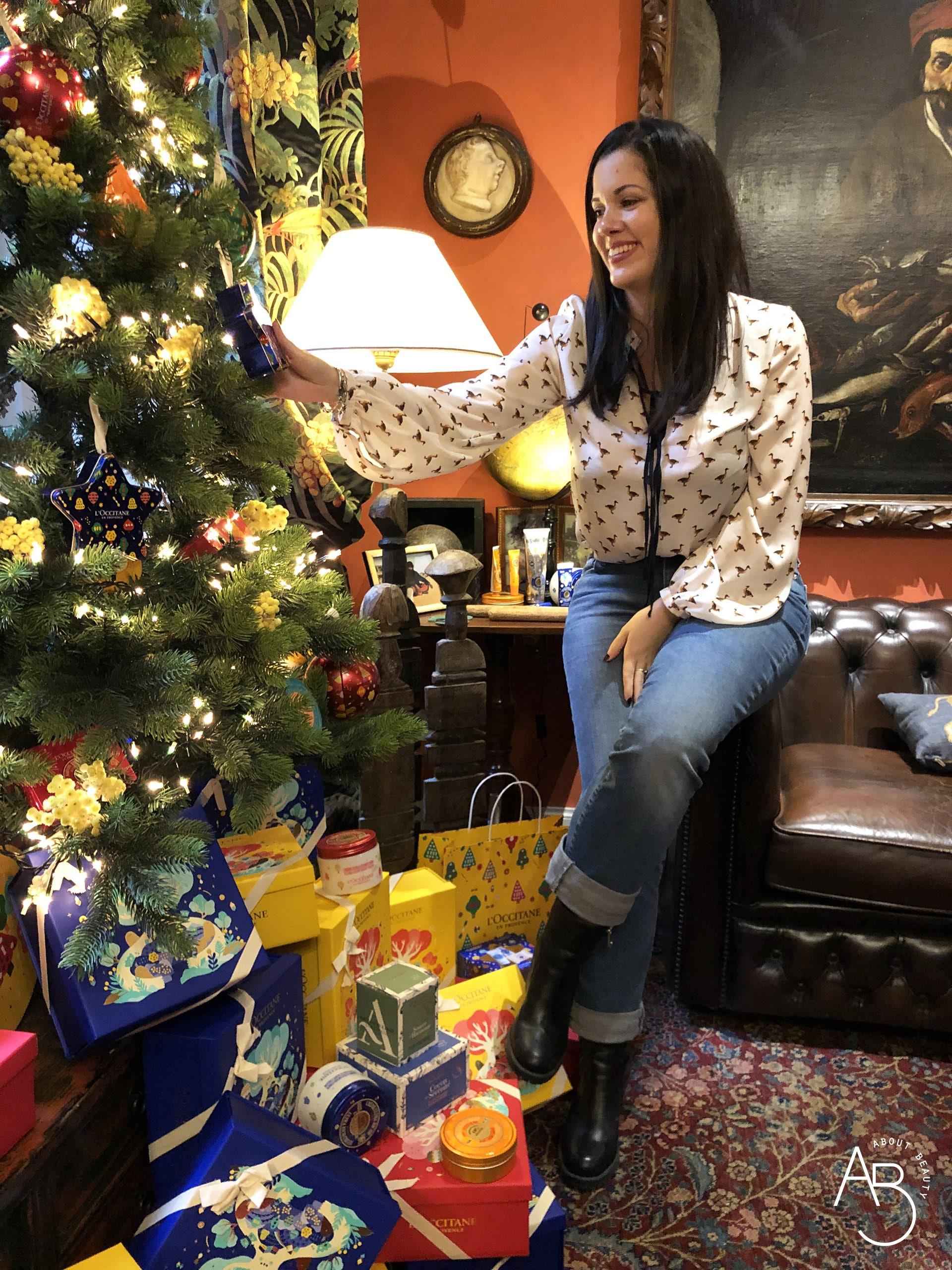 Novita L'Occitane Natale 2019 - Info foto opinioni recensioni review profumi calendari avvento prezzo cofanetti idee regalo - about beauty