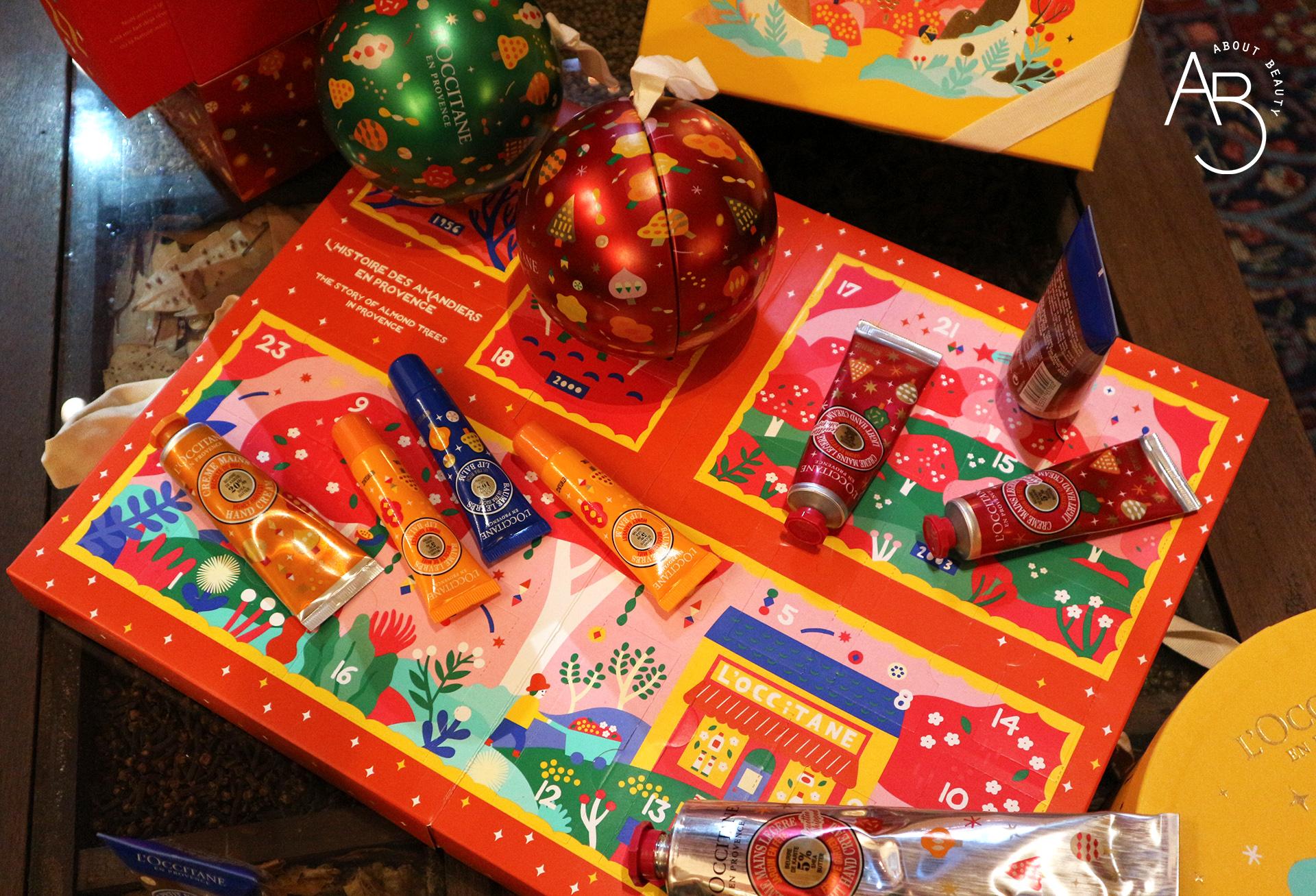 Novita L'Occitane Natale 2019 - Info foto opinioni recensioni review profumi calendari avvento prezzo cofanetti idee regalo - calendario