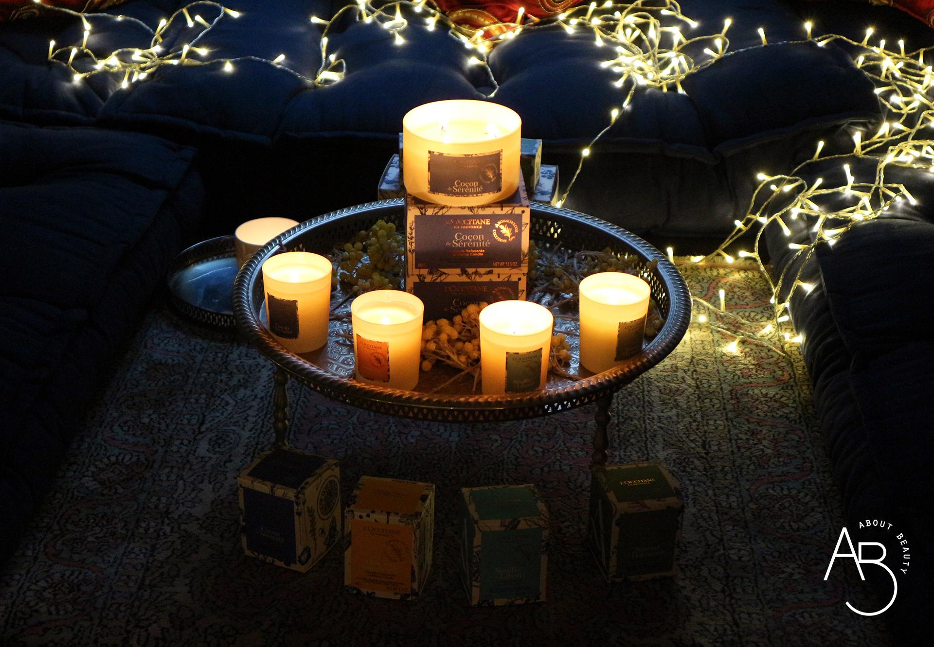 Novita L'Occitane Natale 2019 - Info foto opinioni recensioni review profumi calendari avvento prezzo cofanetti idee regalo - candele