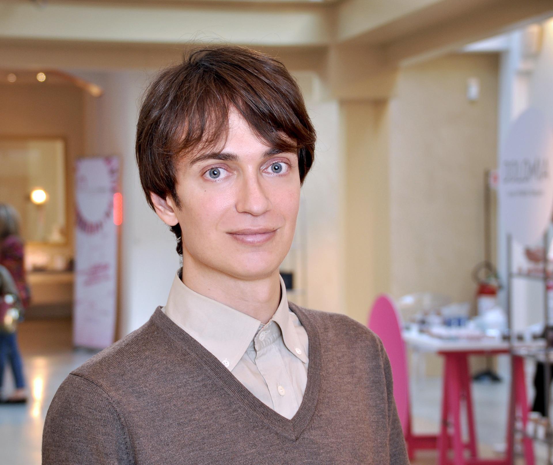 Raffaele Pianese - Beauty, food & lifestyle editor presso About Beauty Magazine