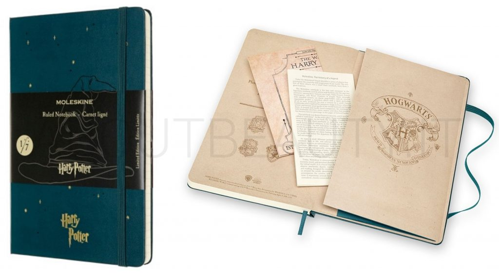 about beauty idee regalo per lui per natale 2019 moleskine harry potter