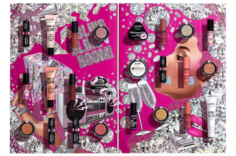 Migliori calendari avvento beauty 2020 low cost - Info prezzo dove acquistare contenuto - NYX