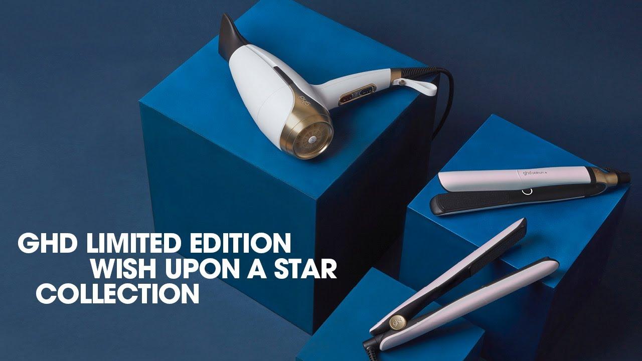 Wish Upon a Star, la collezione in edizione limitata ghd per Natale 2020 - Info, prezzo, dove acquistare, recensione