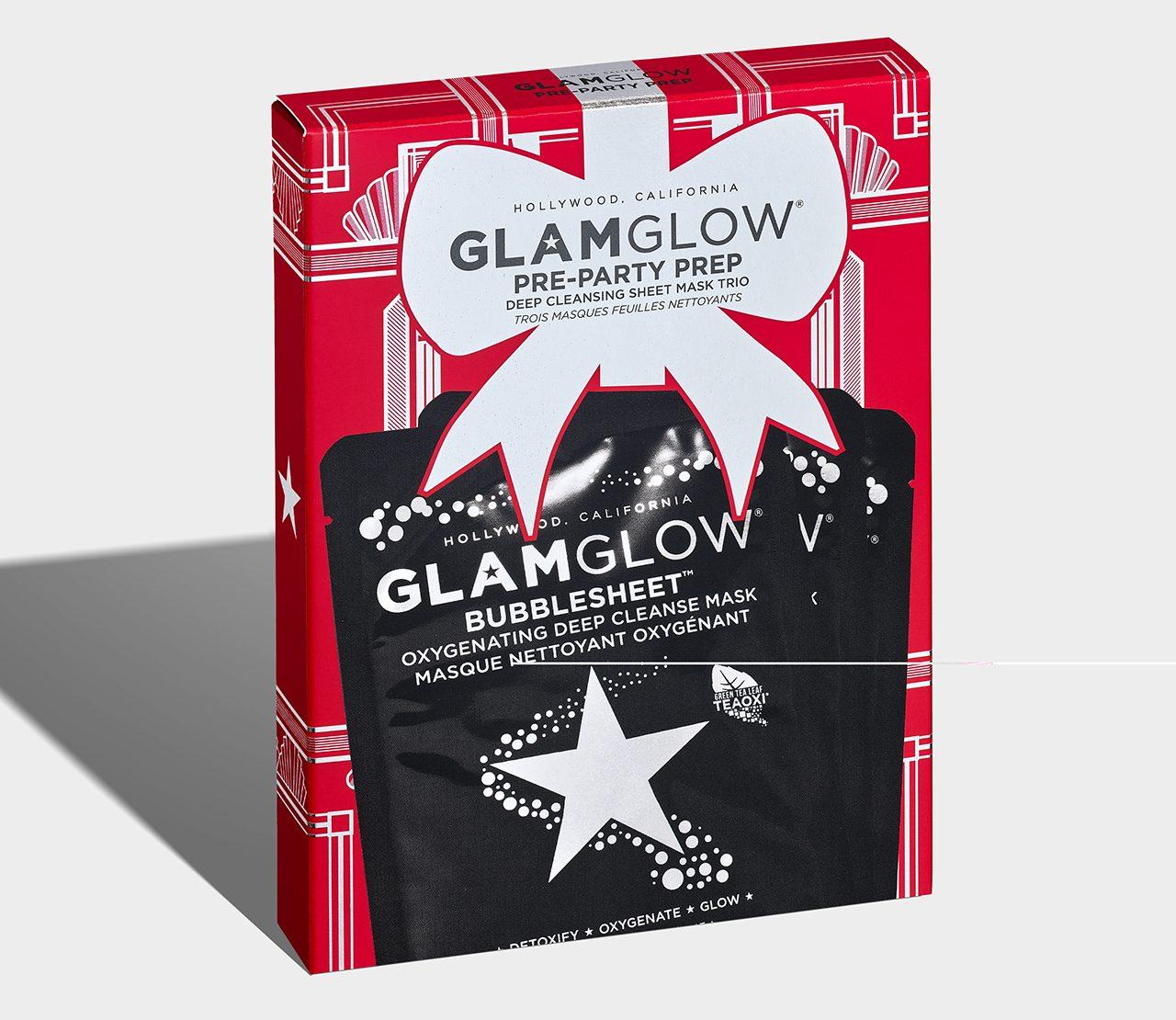 Glamglow Holiday Collection - Cofanetti regalo Natale 2020 - Info recensione prezzo dove acquistare - Pre-Party Prep Skin