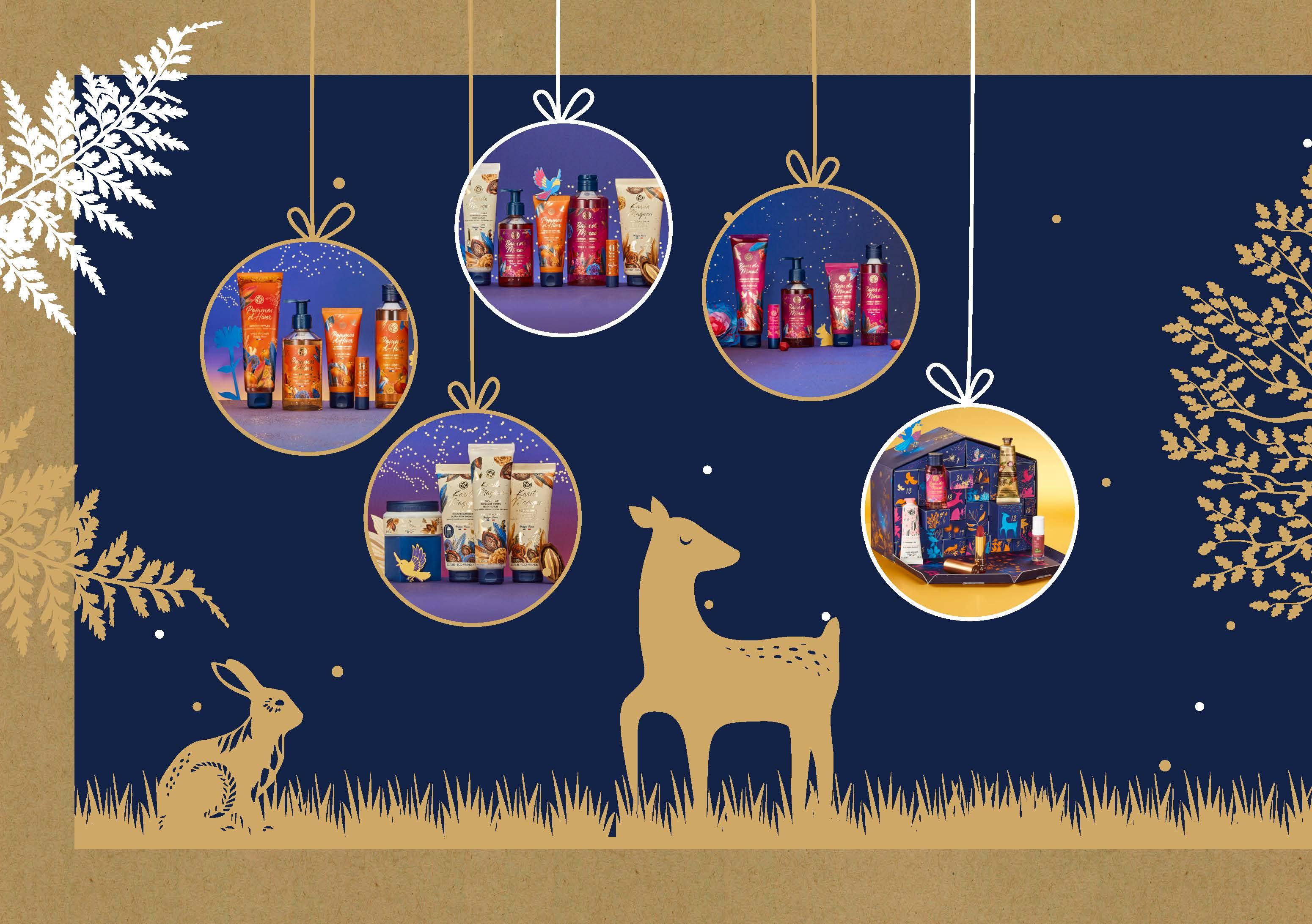 Yves Rocher Natale 2020 - Cofanetti, idee regalo, calendario avvento - Info recensione opinioni prezzo dove acquistare